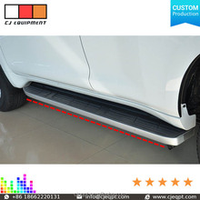 Sport Style Side Door Running Board Side Step Bars For Suzuki S-cross 2014