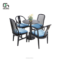 China top supplier produce dining table and chair