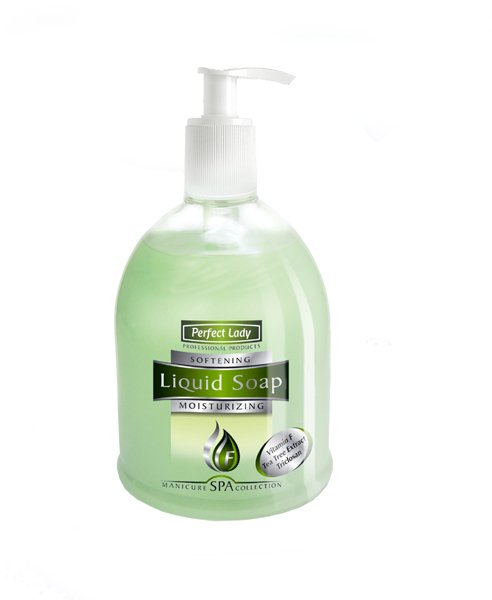 Softening and Moisturizing Liquid Soap