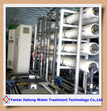 RO water filtration treatment for high pressure steam boiler
