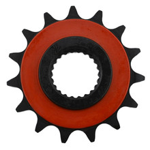 15T Front Motorcycle Chain Sprocket for YAMAHA XG250 Tricker 250 YBR250
