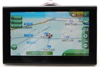 GPS navigation support MP3 and MP4 function car GPS navigator