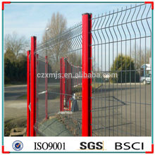 Fence supply company galvanized welded wire fence panels
