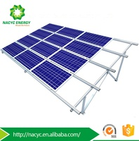 Highly Pre-assembled Solar Panel Mounting Brackets Metis PAS II for ground solar system with great price and proven quality