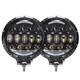 High power led offroad driving light 7 inch led driving light 105W driving light