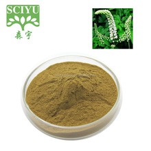 ISO certificated Black Cohosh Extract / Actein Cimicifugoside
