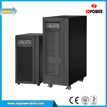 Best Long Time Backup Online Home UPS 6KVA 220V AC 192V DC