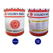 JD High Quality Bituminous Anti-fouling Marine Paint for Wooden Ship