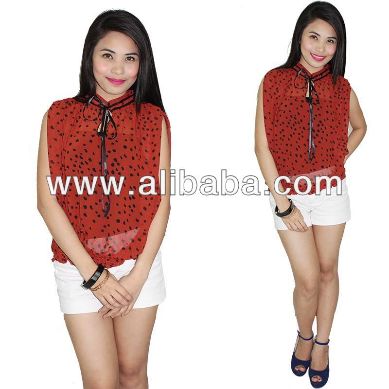 Fashion Blouses 2014 styles