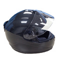 Custom manufacture carbon fiber safety helmet