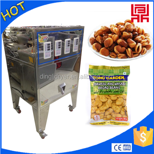 Dry poweder/nuts/cereals packaging machine on sale