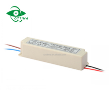 shenzhen power supply 12v 40w constant voltage IP67 led driver with plastic case