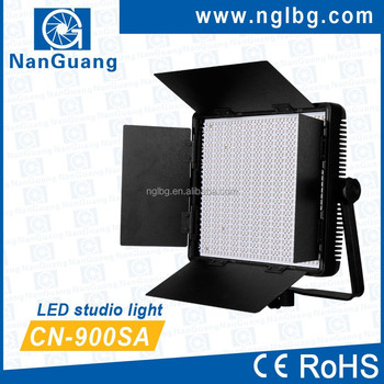 Nanguang CN-900SA LED Studio Lighting Equipment, lighting for photographic and video