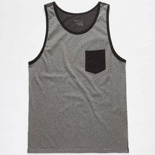 Wholesale Custom 100 Cotton Men Tank Top