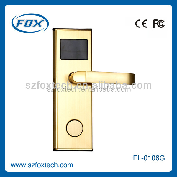 European standard mortise digital door lock