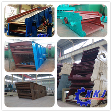 chinese manufacture single deck vibrating screen spare parts