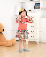 Wholesale bib dress,baby clothes,baby clothing suits made in China