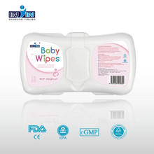 Plastic baby wipe case cheap price wipes
