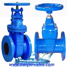 butt weld knife gate valve