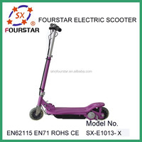 Hot model wholesale 2 wheel electric standing scooter from china CE & EN71 Approved SX-E1013-X