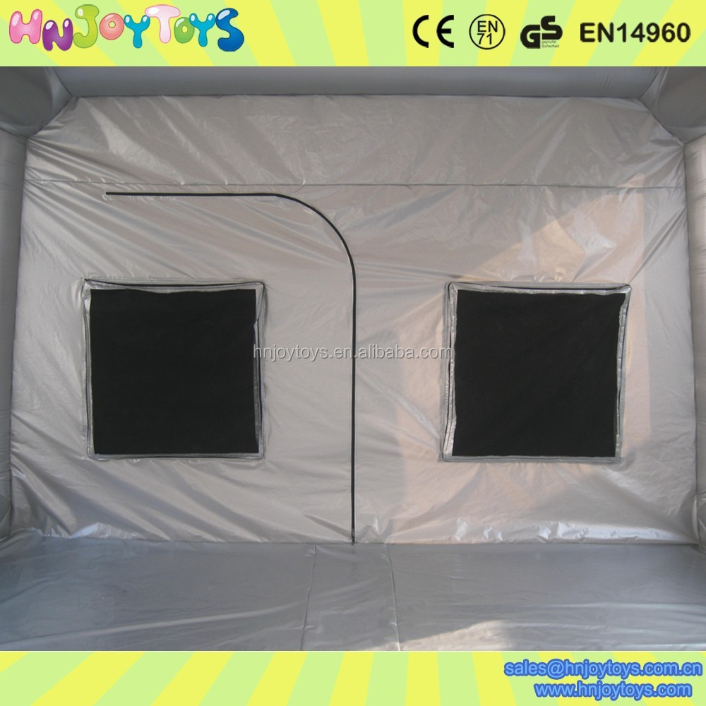 Inflatable Spray Paint Booth Tent Furniture Spray Booth Portable Bed Liner Booth