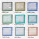 190*190*80 China Provider Brick Building Glass Block Manufacturers