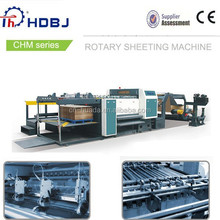 Automatic Paper Roll To Sheet Cutter Machine