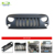lantsun J264 Black Eagle Eye Falcon Eye AutoBot Front Grille with insert for Jeep Wrangler