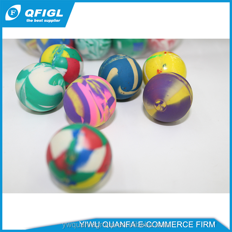 glow in the dark bouncing ball and sponge bouncing ball