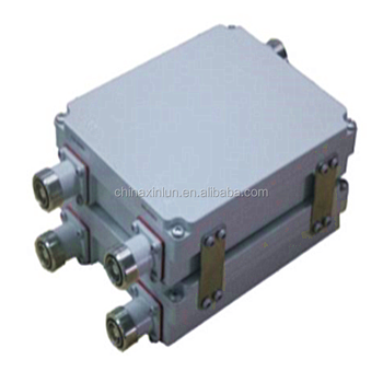 IP65 Double Unit Combiner 1800/2100 DCS/WCDMA Dual Band Combiner with 7/16 DIN-K Connectors