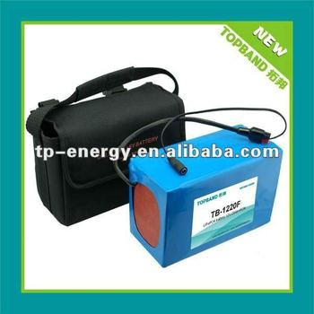TOPBAND!!! Lithium 12v rechargeable battery for golf