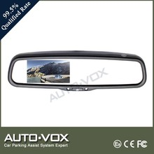 Auto adjust brightness car rear view mirrors for car