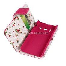 New Arrival Wallet Leather Case For Huawei Ascend Y300