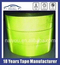 3M Fluorescent Lime Yellow Green Color Reflective Conspicuity Tape