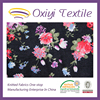 100% polyester pigment printing bed sheet fabric/ Printed Upholstery Fabric/Printed Velboa Fabric