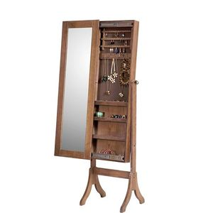 New Mirrored Jewelry Cabinet Designs For Small Bedroom