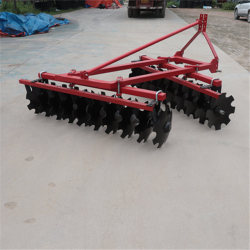 CE certificate Hydraulic Reversible Disc plough