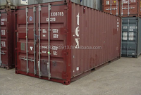 Cheap Used Shipping Container 20ft 40ft Home Office Hotel Cafe Business Second Hand Eco