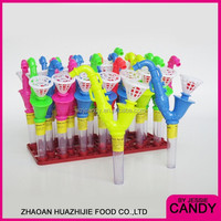 Promotional Pipe Saxophone Toy Candy