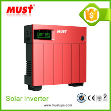 MUST 660 880 1440W PWM 15 20A Adjustable Solar Off Grid Inverter Price
