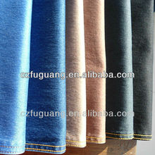 color 9.5 stretch denim fabric