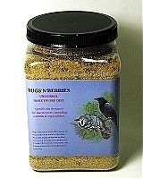Avico Bugs-N-Berries - Insectivorous Diet for Birds