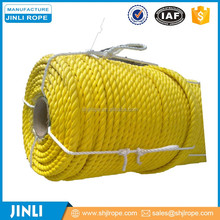 high breaking strength 10mm pp rope offered