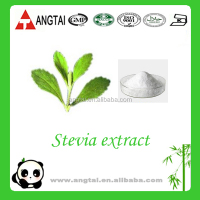 Organic Stevia Leaf Extract 90% Stevioside Pure Powder/Natural sweetener Stevia P.E