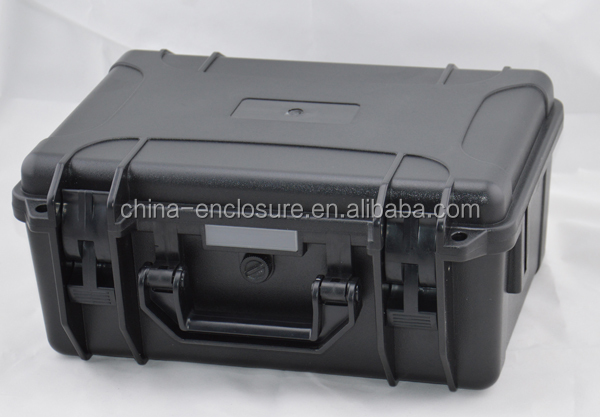 China Hard Waterproof Shockproof Case with foam for Professional Camera and Video Equipment,Action Camera Equipment Case