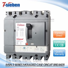 Best price mccb 3 pole 4pole 225a 250a 630a moulded case circuit breaker