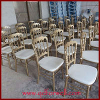 Factory Directly Sale events rental napoleon chair for wedding for wedding tiffany chiavari
