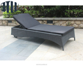 Factory Bottom Price Rattan Pool Sunbed, Beach Daybed