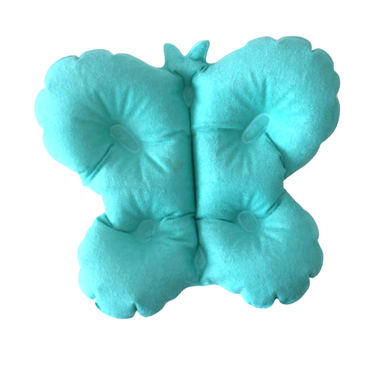 Inflation bath pillow with suction cup PVC and Towels