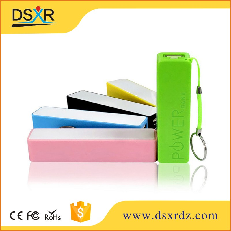 Factory Price 2200mah Prefume Power Bank,Portable Power Bank For Gift